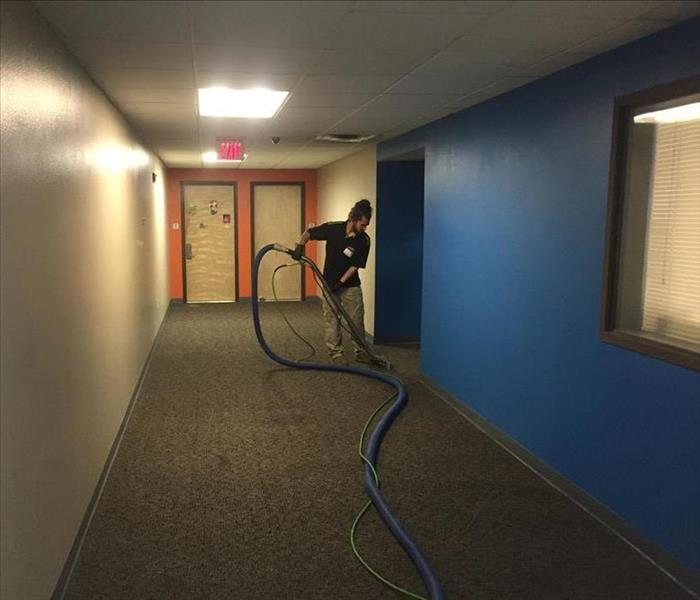 Carpet Cleaning for Businesses Before