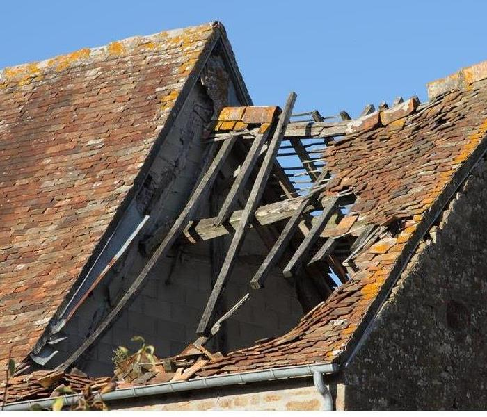Storm Damage How To Protect Your Home During the Roof Mitigation Process