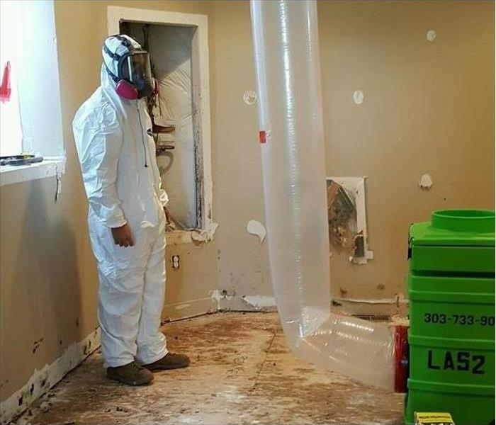 Storm Damage The Process of Mold Damage Restoration in a Home or Business After a Storm