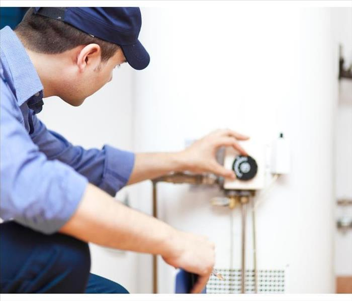 Water Damage What To Do When a Water Heater Leaks