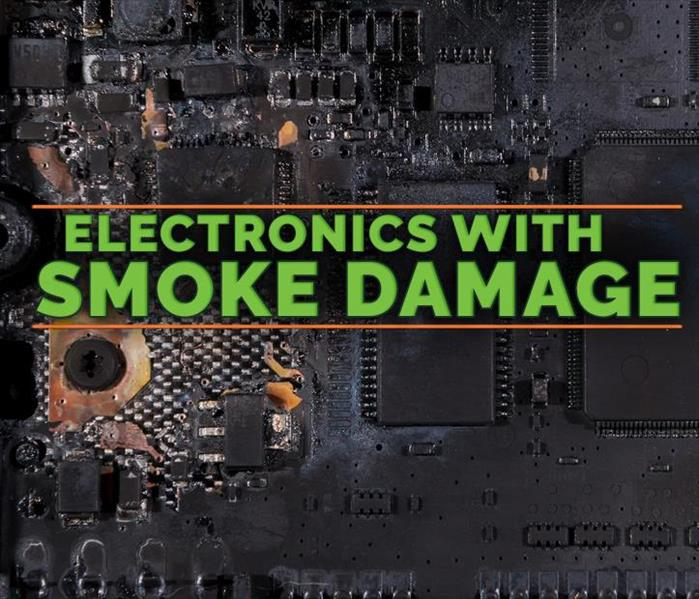 Commercial 3 Steps To Clean Electronics After a Fire