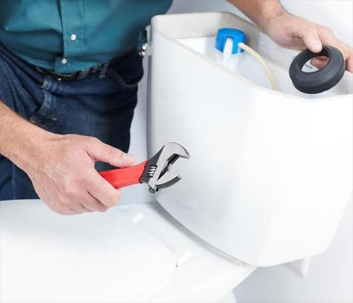 Water Damage Tips for Fixing a Leaky Toilet